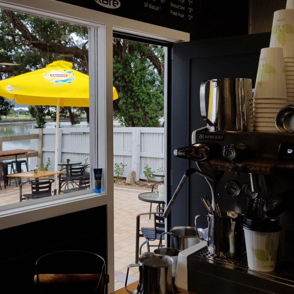 Espresso View